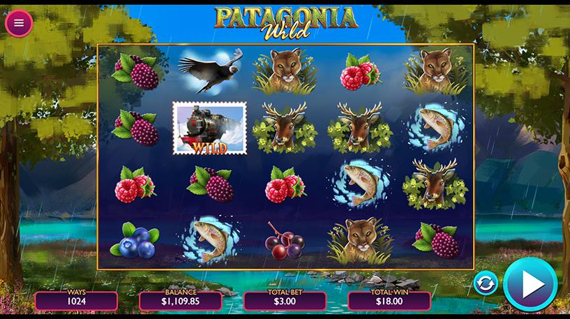 Patagonia Wilds Slot Screenshot 3