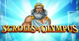 Scrolls of Olympus Quattro Slot