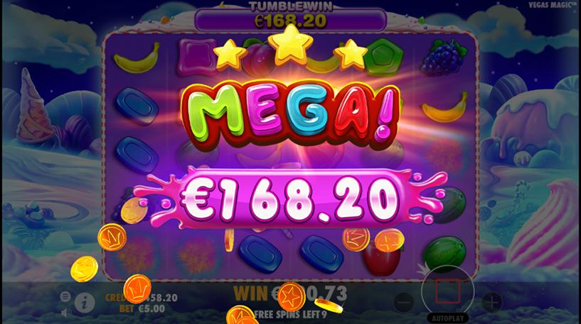 Sweet Bonanza Slot Screenshot 3