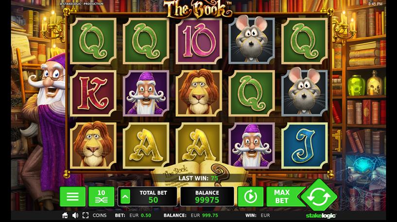 The Book Slot Screenshot 3