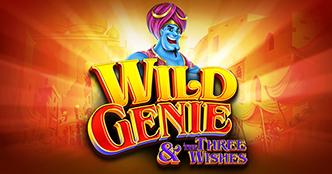 Wild Genie and the Three Wishes Slot
