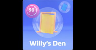 Willy's Den Bingo