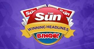 Winning Headlines 36-Ball Bingo