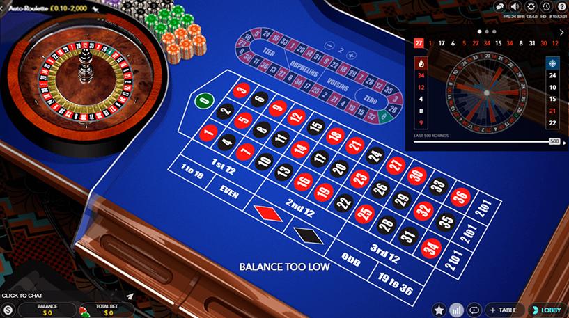 Auto Roulette Live Screenshot 2