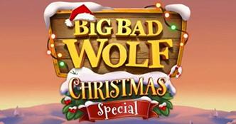Big Bad Wolf Christmas Special Slot