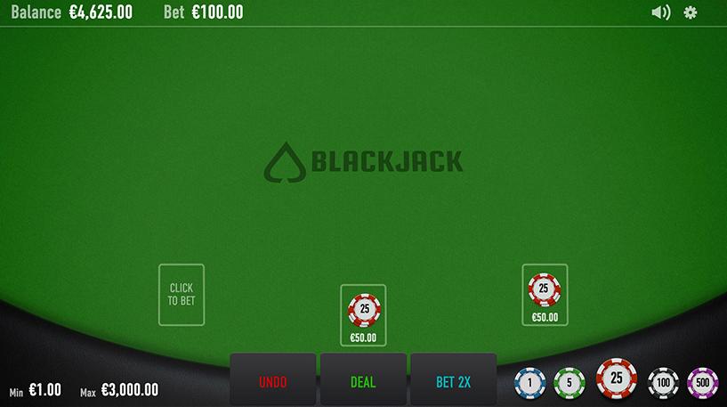 Blackjack Neo Screenshot 1