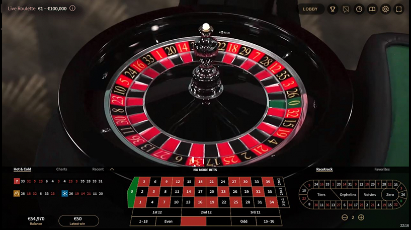 Classic Roulette Screenshot 1