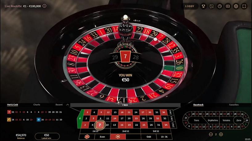 Classic Roulette Screenshot 2