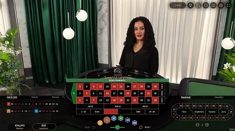 Classic Roulette Screenshot 3