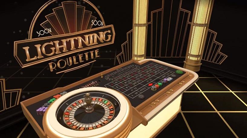 First Person Lightning Roulette Screenshot 2