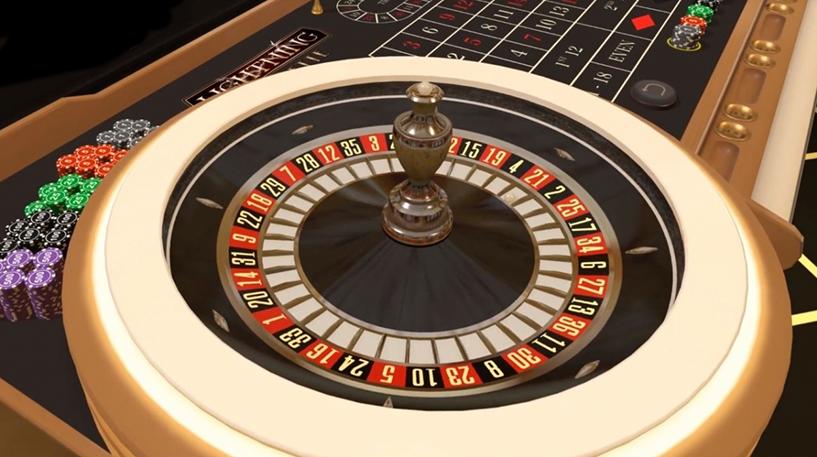 First Person Lightning Roulette Screenshot 1