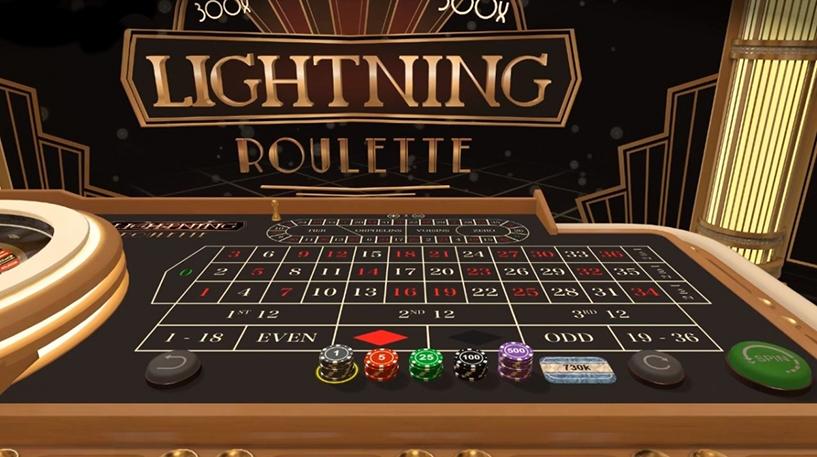 First Person Lightning Roulette Screenshot 3