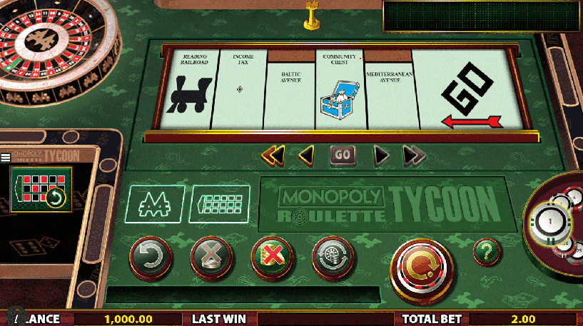 Monopoly Roulette Tycoon Screenshot 1