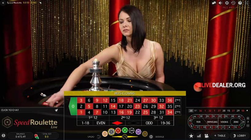 Speed Roulette Screenshot 1