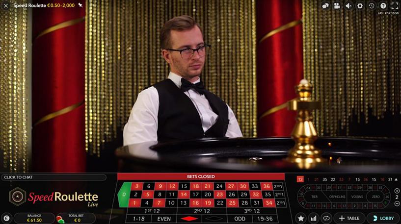Speed Roulette Screenshot 3