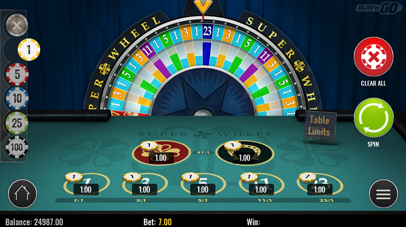 Super Wheel Screenshot 3
