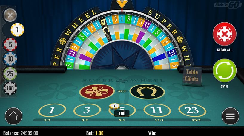 Super Wheel Screenshot 2