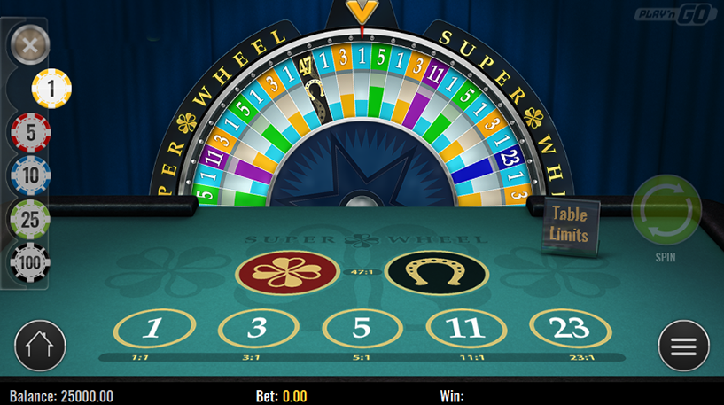 Super Wheel Screenshot 1