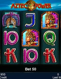 Aztec Power Slot Screenshot 2