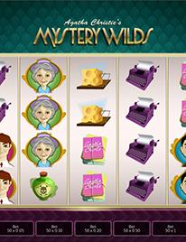 Agatha Christie's Mystery Wilds slot Screenshot 2