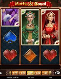 Battle Royal Slot Screenshot 3