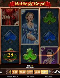Battle Royal Slot Screenshot 1