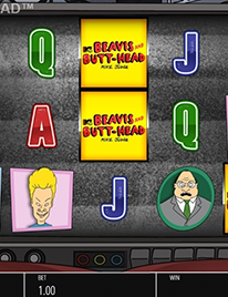 Beavis and Butthead Slot Screenshot 3