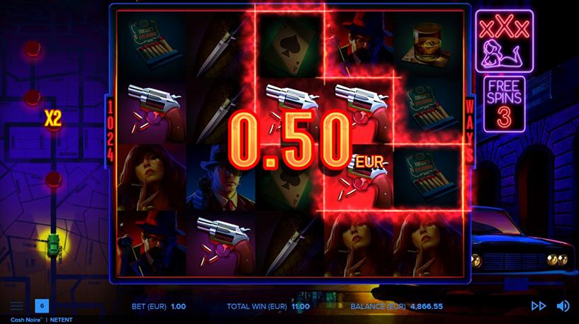 Cash Noire Screenshot 2