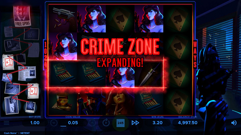 Cash Noire Screenshot 3