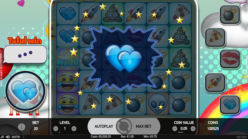 Emoji Planet Slot Screenshot 1