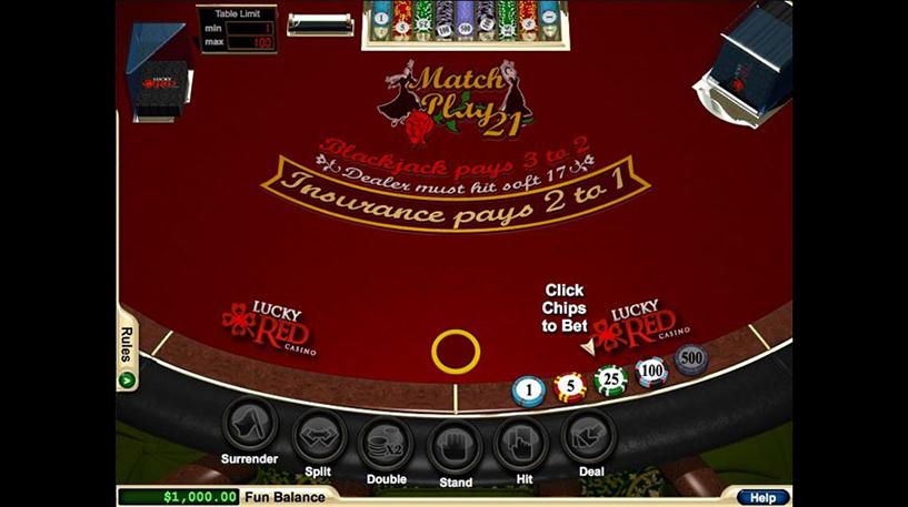 Match Play 21 Screenshot 1