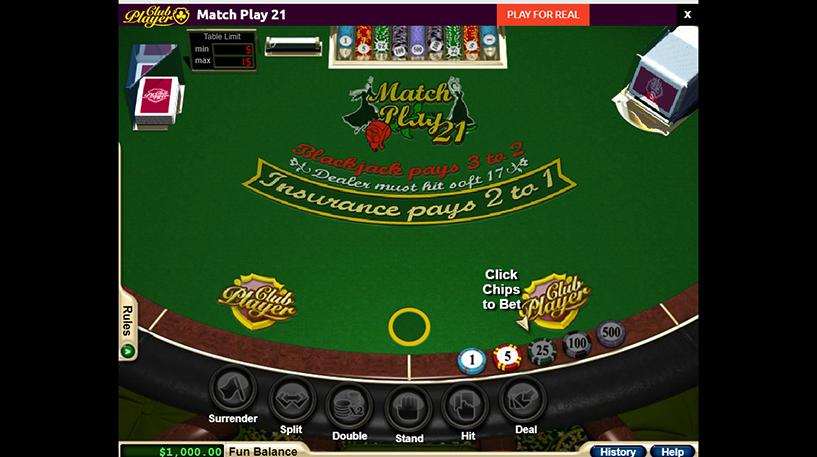 Match Play 21 Screenshot 2