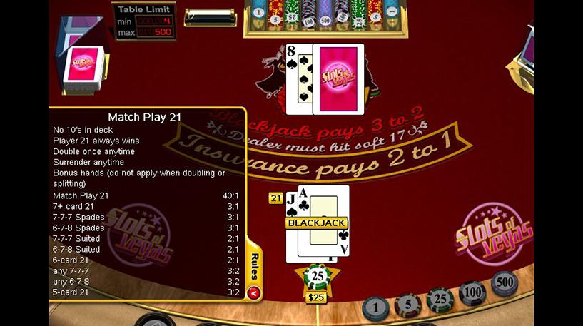 Match Play 21 Screenshot 3