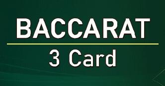 Three-Card Baccarat