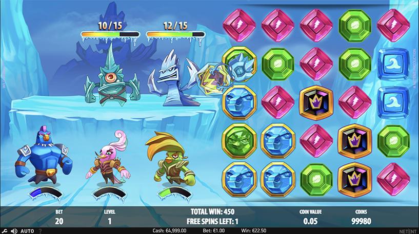 Wild Worlds Slot Screenshot 1