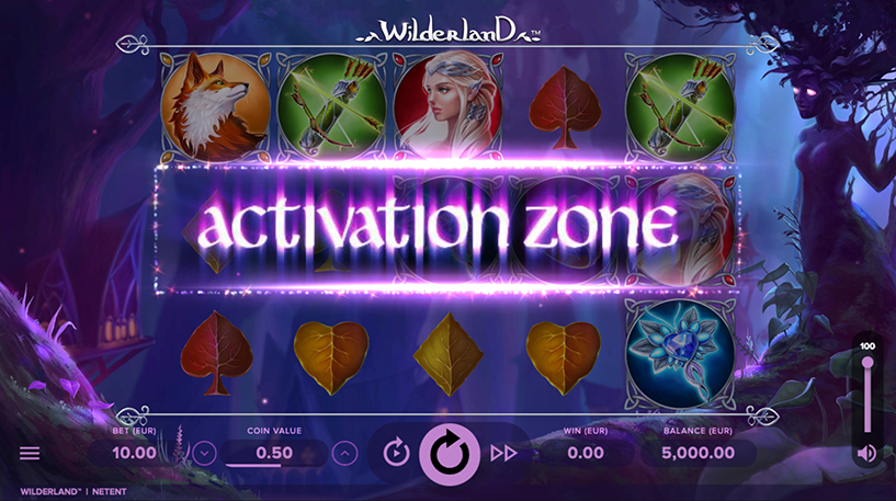 Wilderland Slot Screenshot 3