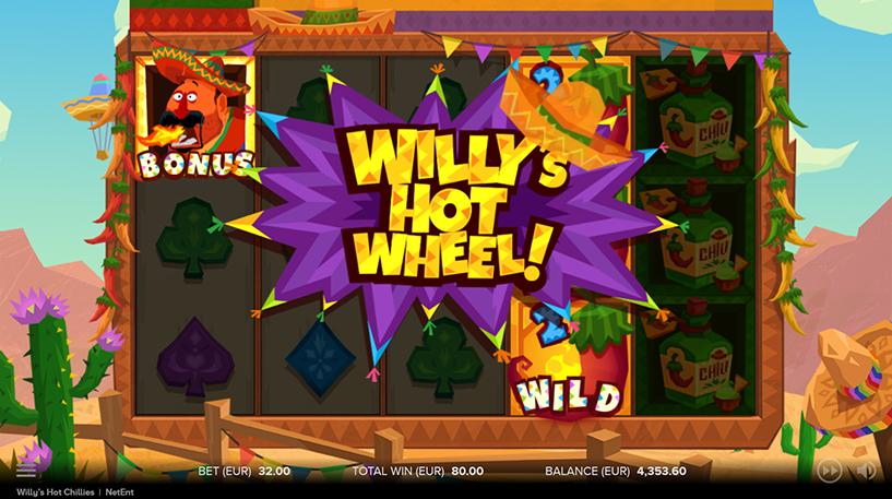 Willy's Hot Chillies Screenshot 3