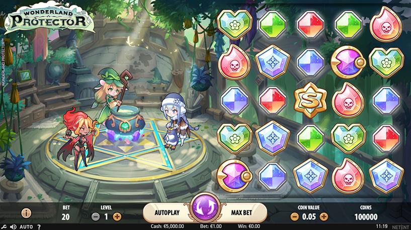 Wonderland Protector Screenshot 3