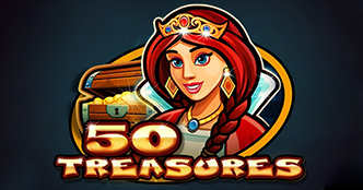 50 Treasures Slot