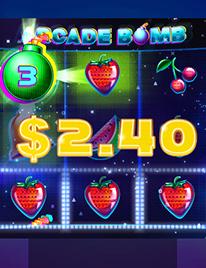 Arcade Bomb Slot Screenshot 1