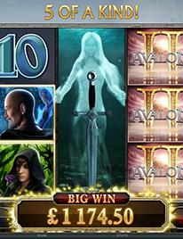Avalon II Slot Screenshot 2