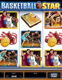 Basketball Star Slot Screenshot 2