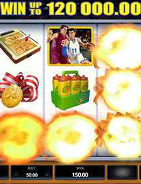 Basketball Star Slot Screenshot 3