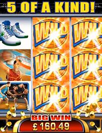 Basketball Star Slot Screenshot 1