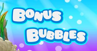 Bonus Bubbles Slot