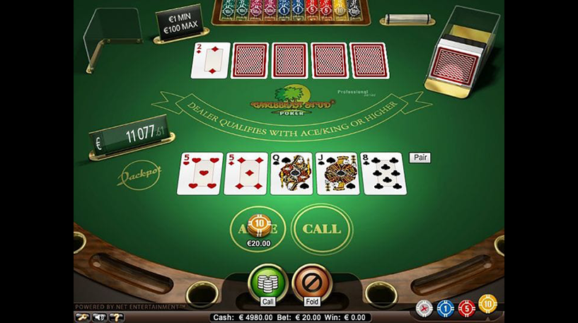 Caribbean Stud Pro Series Screenshot 2