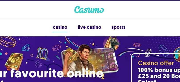 Casumo Promotions And Bonuses