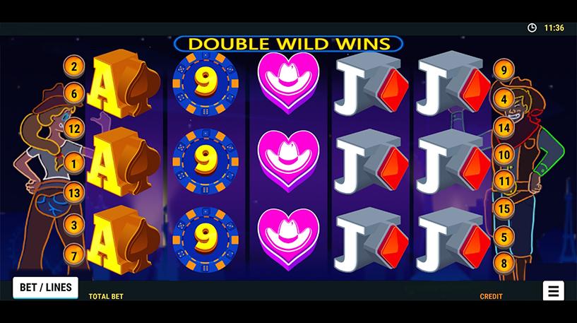 Joker Wild Double Up Screenshot 2