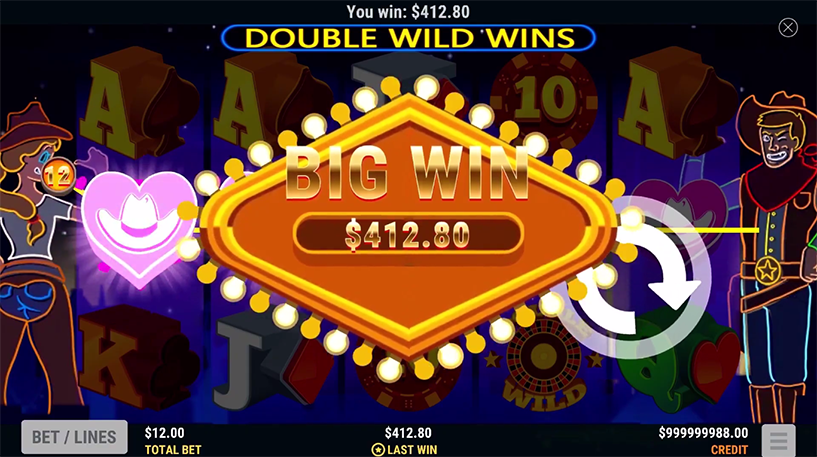 Joker Wild Double Up Screenshot 1