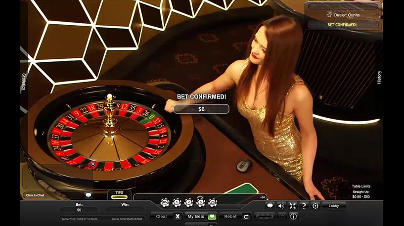 Grand Roulette Screenshot 1